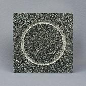 자연석 돌구이판(홈)