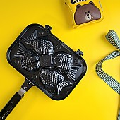 붕어빵팬 / 국산 미니붕어빵 홈메이드 붕어빵만들기 붕어빵틀 기계