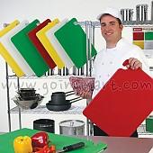 전문 요리사용 컬러도마