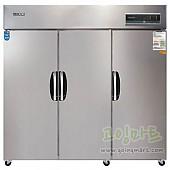 65스텐 냉장고 냉동고 냉장 1140L 냉동 570L WSM-1964RF(3D)