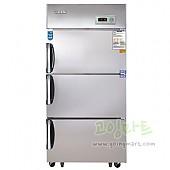 30스텐 냉장고 냉동고 냉장 470L 냉동 240L WS-832RF