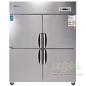 55스텐 냉장고 냉동고 냉장 1080L 냉동 360L WS-1543RF-1