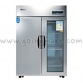 45글라스 WSM-1242HRF(1G) 냉동실 585ℓ 냉장실 585ℓ