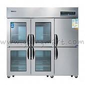 65글라스 WSM-1964RF(4G) 냉동실 570ℓ 냉장실 1710ℓ