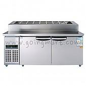 토핑테이블1800 WSM-180RBT(15) 냉장 475ℓ