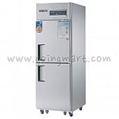고급형 25박스 직냉식 CWSM-650RF 냉동실 237ℓ 냉장실 237ℓ