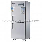 고급형 30박스 직냉식 CWSM-740F 냉동실 580ℓ