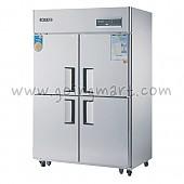 고급형 45박스 직냉식 CWSM-1260HRF 냉동실 509ℓ 냉장실 509ℓ