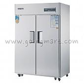 고급형 45박스 직냉식 CWSM-1260HRF(2D) 냉동실 509ℓ 냉장실 509ℓ