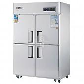 고급형 45박스 간냉식 WSFM-1260HRF 냉동실 491ℓ 냉장실 491ℓ