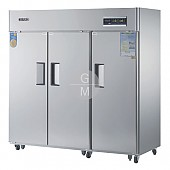 고급형 60박스 간냉식 WSFM-1900RF(3D) 냉동실 491ℓ 냉장실 1057ℓ
