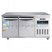 낮은냉테이블1200(4자) CWSM-120LFT 냉동 170ℓ