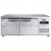 낮은냉테이블1500(5자) CWSM-150LFT 냉동 240ℓ