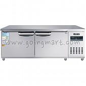 낮은냉테이블1800(5자) CWSM-180LRT 냉장 310ℓ
