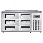 높은서랍식냉테이블 1500 (냉장375ℓ) CWSM-150HDT