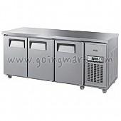 테이블 냉장고 냉동고 1800 냉장 냉동 475L GWS-180RT(3D) GWS-180FT(3D) GWS-RFT(3D)